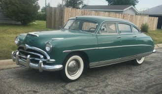 1953 Hudson Super Wasp **No Reserve**
