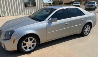 2005 Cadillac C-T-S – *No Reserve*