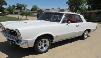 1965 Pontiac G T O