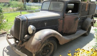 1937 Ford Pickup * No Reserve *