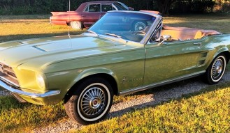 1967 Ford Mustang Convertible * NO RESERVE*