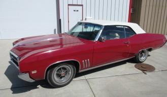 1969 Buick Skylark Convertible *NO RESERVE*