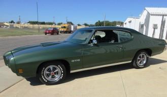 1970 Pontiac G-T-O