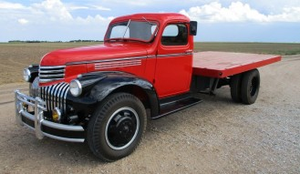 1946 CHEVROLET 1 1/2 TON TRUCK