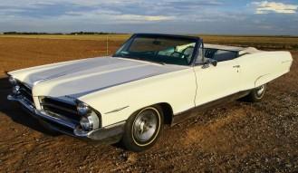 1965 Pontiac Bonneville Convertible *No Reserve*