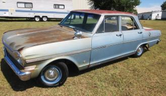 1963 Chevrolet Chevy Nova I-I
