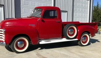 1949 Chevrolet 3600 Pickup
