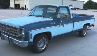 1978 Chevrolet Big 10 Silverado *No Reserve*