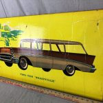 Chevy Dealership Sign (LOT #13)
