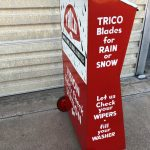 Trico Wiper Arms, Blades & Refills, Cabinet Advt. Metal Display (#39)