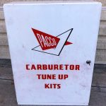 Pacco Carb Tune-up Kits, Metal Cabinet w/Key (#39)