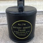 No. 74 Battery Service Filler, E. Edelmann & Co. (#39)
