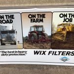 Dana Wix Filters Sign (#45)