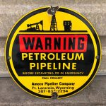 Petro Warning Sign (#45)
