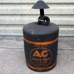 AC spark plug cleaner (#45)
