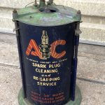 Atlas Spark Plug Cleaner / Servicer (#45)