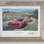 NASCAR PRINTS